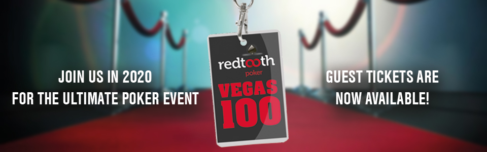 Vegas 2020 Guest Tickets