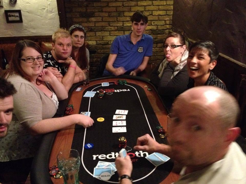Pub poker london wednesday